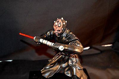 Awesome Star Wars Episode I Darth Maul Interactive Talking Bank Free Shipping