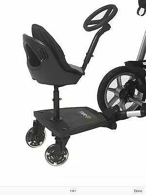 Mee go buggy board with seat and Steering Wheel