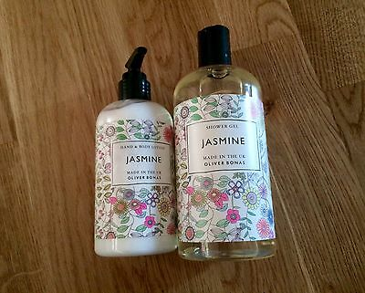 Oliver Bonas Shower Gel & Hand Body Lotion New