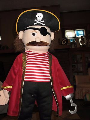 Silly Puppets Company Pirate Puppet