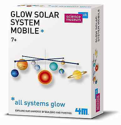 Science Museum Solar System Mobile Making Kit Educational Toys Learning Science