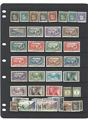 France & French Colonies Andorra collection