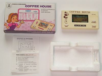 SUNWING COFFEE HOUSE - Jeu électronique Game & Watch / Electronic game BOXED