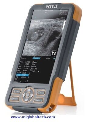 SIUI CTS-800 Veterinary Ultrasound with one Probe & Warranty - ASK FOR DISCOUNT