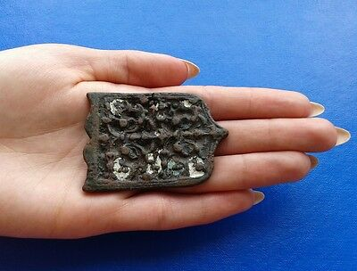 Ancient Bronze Buckle.