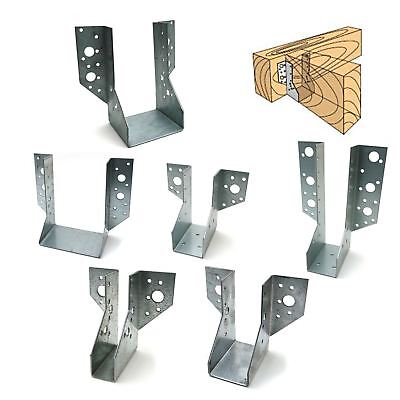 Jiffy Timber Joist Hangers Decking Lofts Roofing Zinc Packs