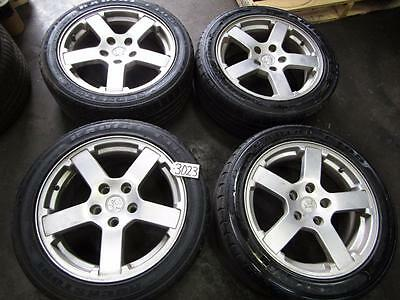 """Set Of Vz Sv6 17"""" Alloy Wheel And Tyre (3023)"""