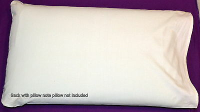 CALICO BAGS -Sack bags approx 46x75cms x lot of 5