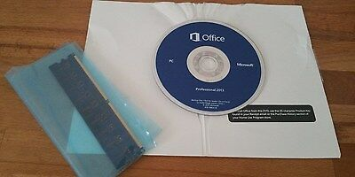 Microsoft Office 2013 Professional =NEW / NEVER USED=