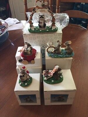 Charming Tails Lot of 5