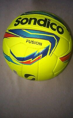 NEW Sondico Fusion  FIFA Quality Approved Match Football BALL  Size 5 £39.99