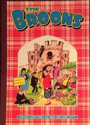 The Broons Annual 1985 - Oor Wullie