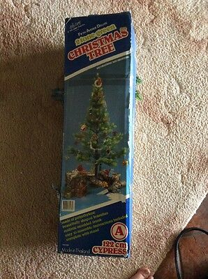 Vintage 1970s Artificial Christmas Tree