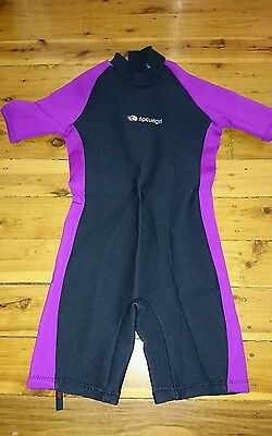 Ripcurl Girl Wetsuit Size 6