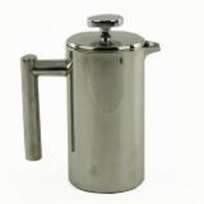Casa Mia 350ml Double Wall Stainless Steel Coffee Plunger RRP $59.99