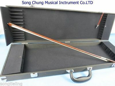 Strong violin bow case for 24 bow holders.waterproof cloth