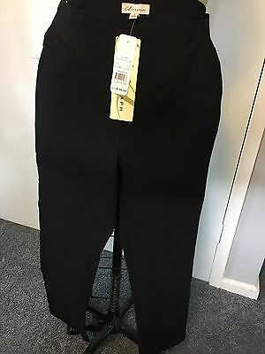 Ladies Pants Size 16 Autograph Black