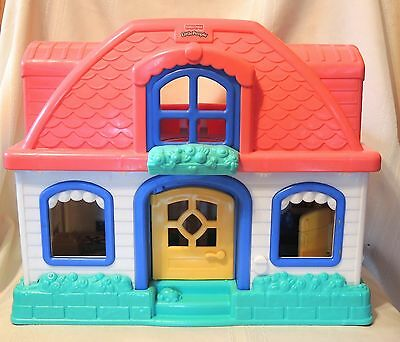 Fisher-Price Little People House Sweet Sounds