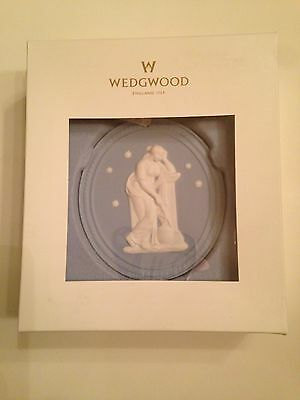 Wedgwood 2014 Annual Plate Ornament - New in Box