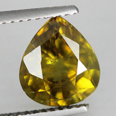 2.57Cts Gorgeous-Natural-Very Amazing Madagascar  Sphene-Loose Gemstone