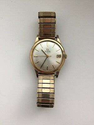 Vintage 1960s Mens Automatic Omega Watch