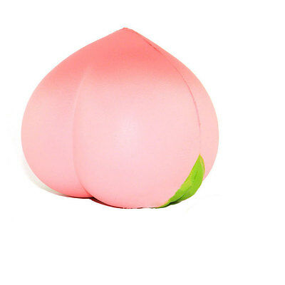 Jumbo New Arrival 10CM Colossal Squishy Peaches Cream Scented Slow Rising Toy