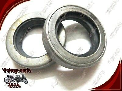 New Pair Of Ajs Matchless Fork Oil Seal