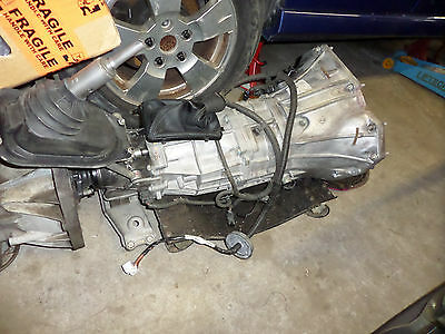 6 Speed Gearbox Suit V6 Vz Commodore Sv6.
