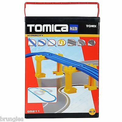 Tomy Tomica 85211 Hypercity Road Rail Expansion Accessory Starter Set