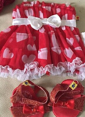 Build A Bear Girls Outfit