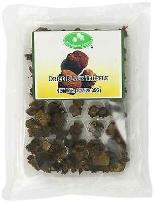 NEW Mushroom House Dried Black Winter Truffles, 1 Ounce FREE SHIPPING