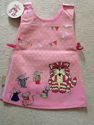 New With Tags Bagpuss Tabbard  Age 2-6