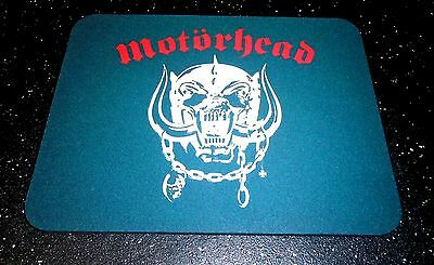 Motorhead Mousemat - Mouse Mat - FREE POSTAGE - Placemat