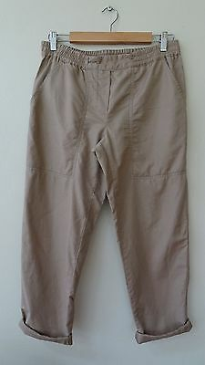 Ladies Country Road Beige Pants - Size 12