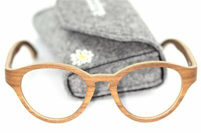 WOODONE ANGUS S01 HOLZ Brille glasses lunettes FASSUNG