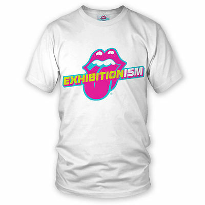 Rolling Stones - Exhibitionism, London 2016 Event Shirt  Bnwt  Saatchi Gallery