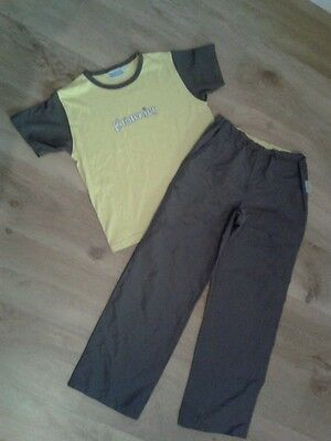 Brownie uniform t- shirt & trousers age 9-11yrs