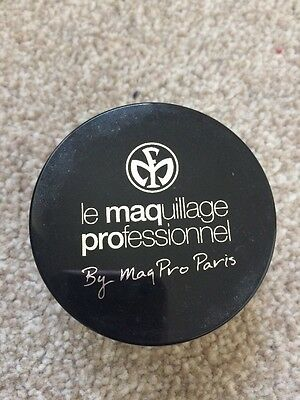 le maqpro hd loose powder