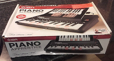 Piano Apprentice 25 Key Lighted Keyboard for iPad, iPhone and iPod