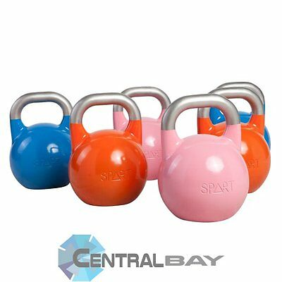 Centralbay.it COMPETITION KETTLEBELL INOX KG 20
