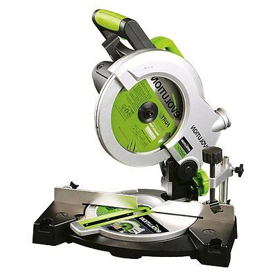 Mitre Saw Blade Multipurpose Electric Evolution Cut Tool 210mm Many Chop Work