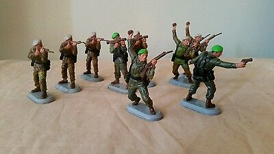 Britains Super Deetail - Marines & S.A.S X 9