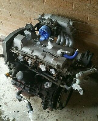 FORGED ENGINE 3sgte mr2 turbo gt4 (intercooler exhaust) block head JE pistons