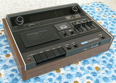 Complesso Stereo / Piastra a cassette AKAI GXC-40T   vintage
