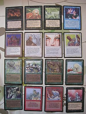 MTG The Dark rare part collection vintage legacy old cards