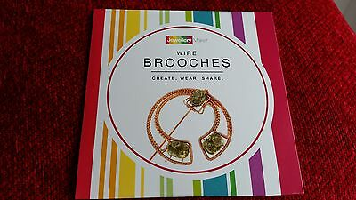 Jewellery Making Dvd Wire Brooches