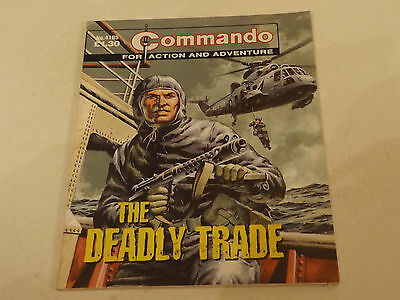 Commando War Comic Number 4165!,2009 Issue,v Good For Age,07 Years Old,very Rare