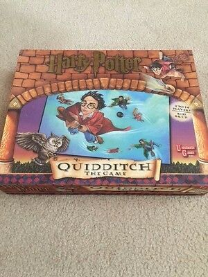 Harry Potter Quidditch Game