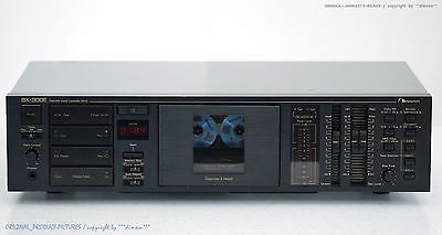 NAKAMICHI BX-300E High-End Cassette Tape Deck Top-Zustand! Revidiert+1J.Garantie