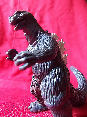 "NEW! GODZILLA '62 / BANDAI PVC SOLID Figure 4"" 10cm JAPAN KAIJU UK DESPATCH"